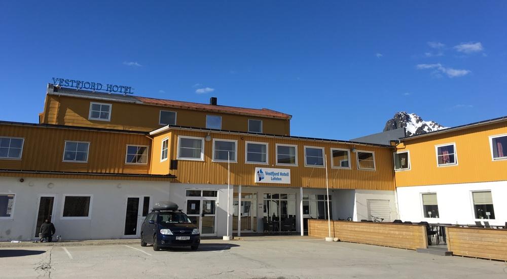 Vestfjord facade