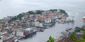 Chris on a Budget: Bergen