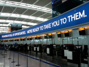 London to Oslo: British Airways Club Europe
