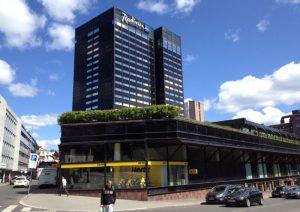 Radisson Blu Scandinavia: High-Rise Oslo