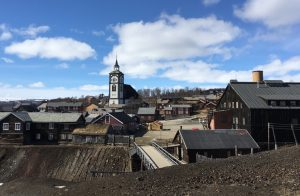 An Afternoon in Røros