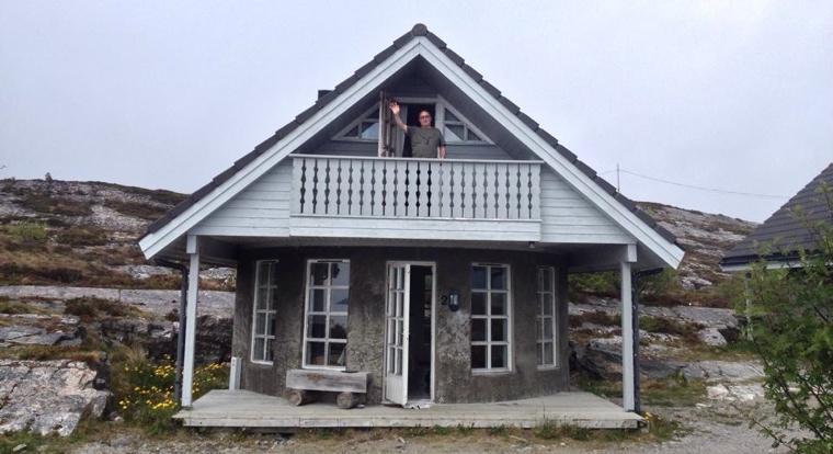 Cottage at Sveggvika