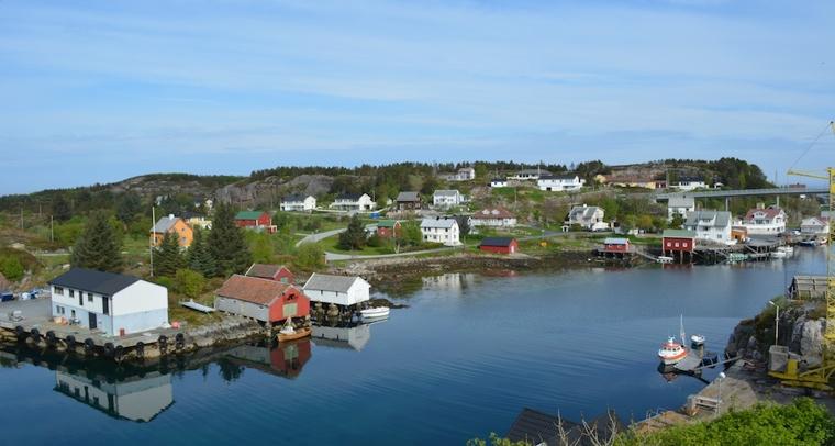 Sveggen on Averøy