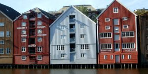 A Walking Tour of Historic Trondheim