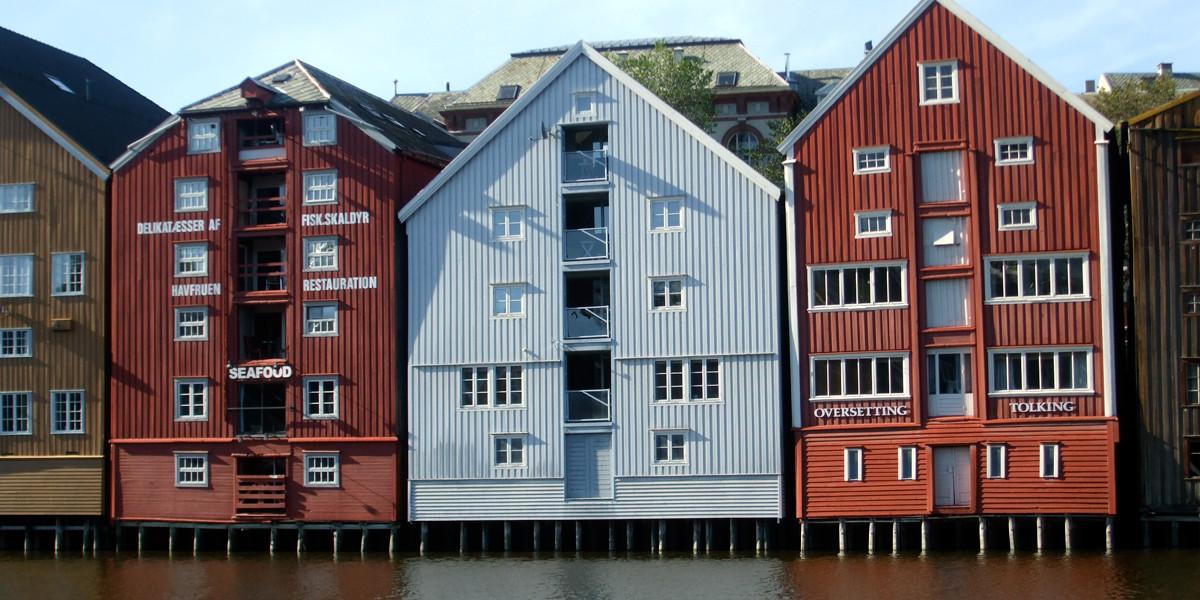 Trondheim Nidelva