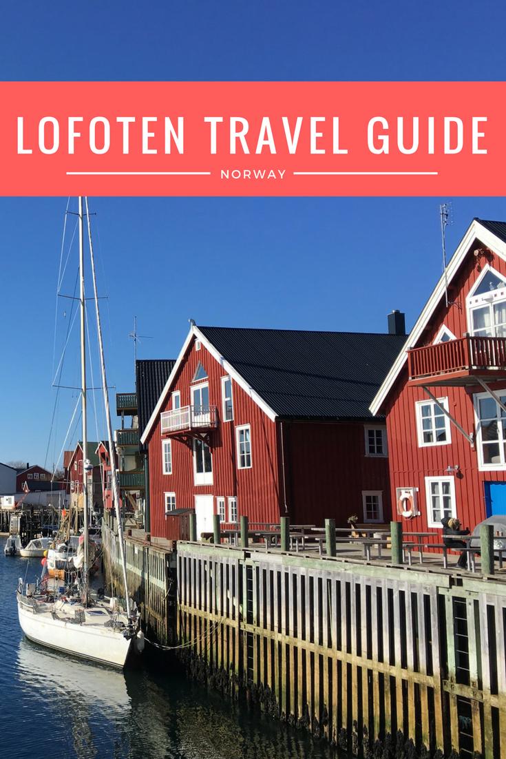 Lofoten Travel Guide