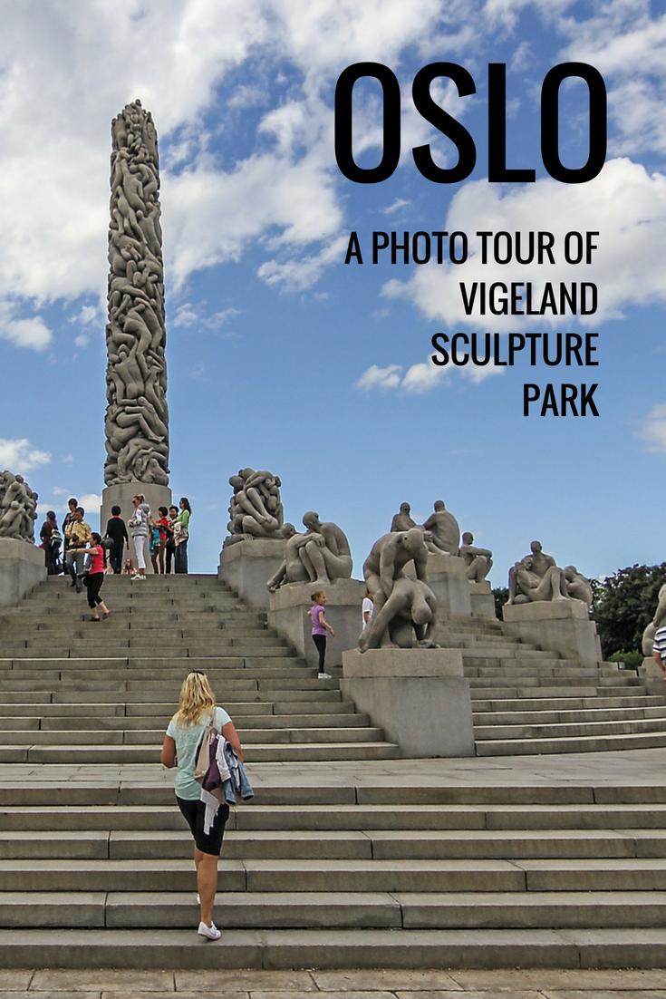 Oslo Vigeland Sculpture Park
