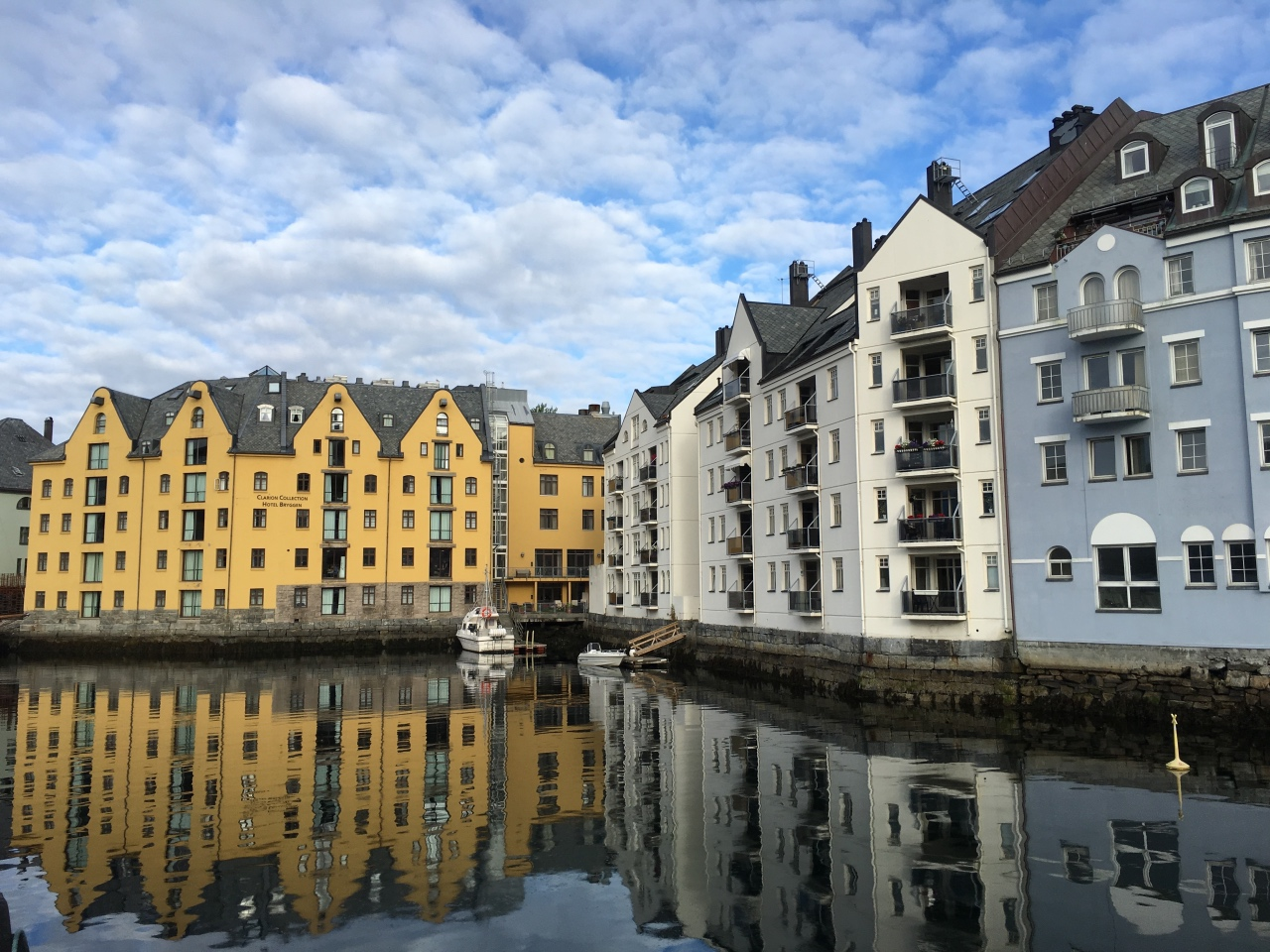 Aalesund canal