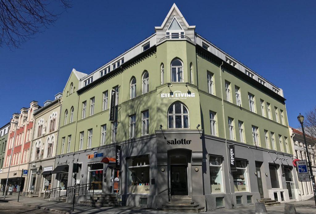 Budget Trondheim
