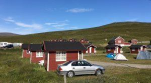 Kirkeporten Camping: Budget Cabins By Nordkapp