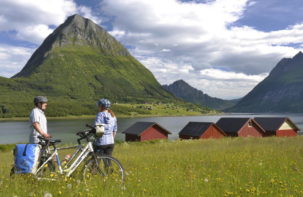 Bike holiday in Helgeland