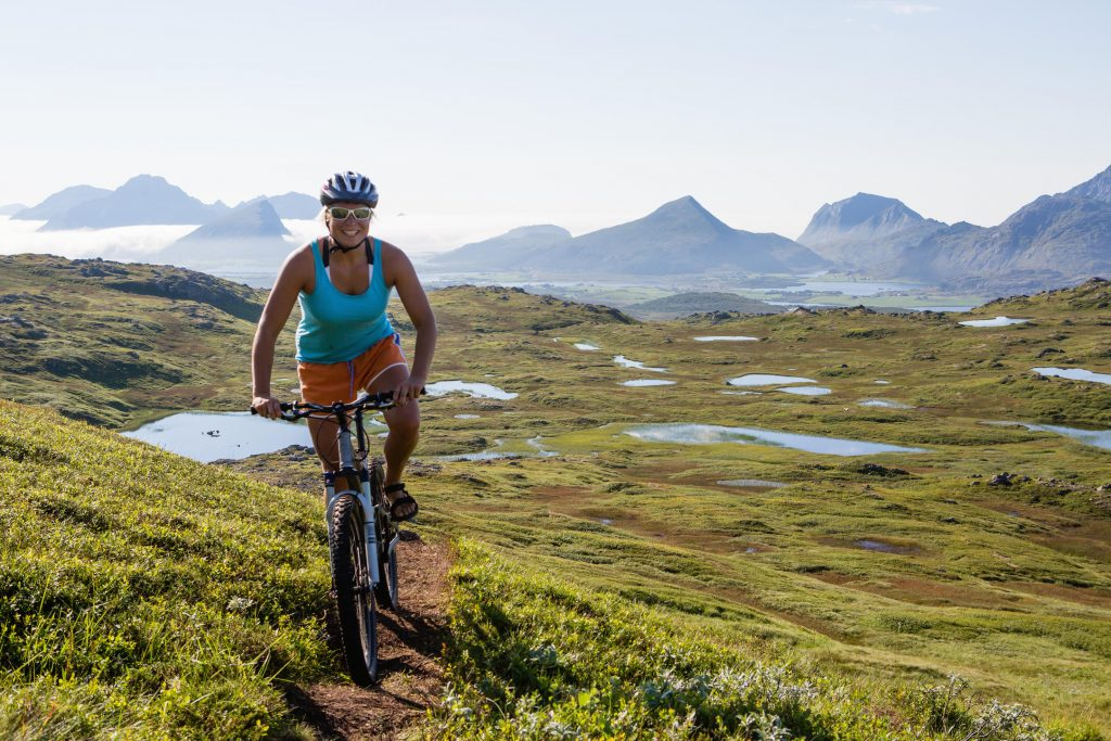 Cycling Norway