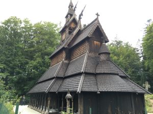 Bergen's Magnificent Stave Church
