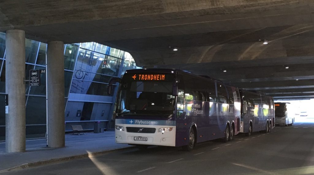 Flybuss Trondheim