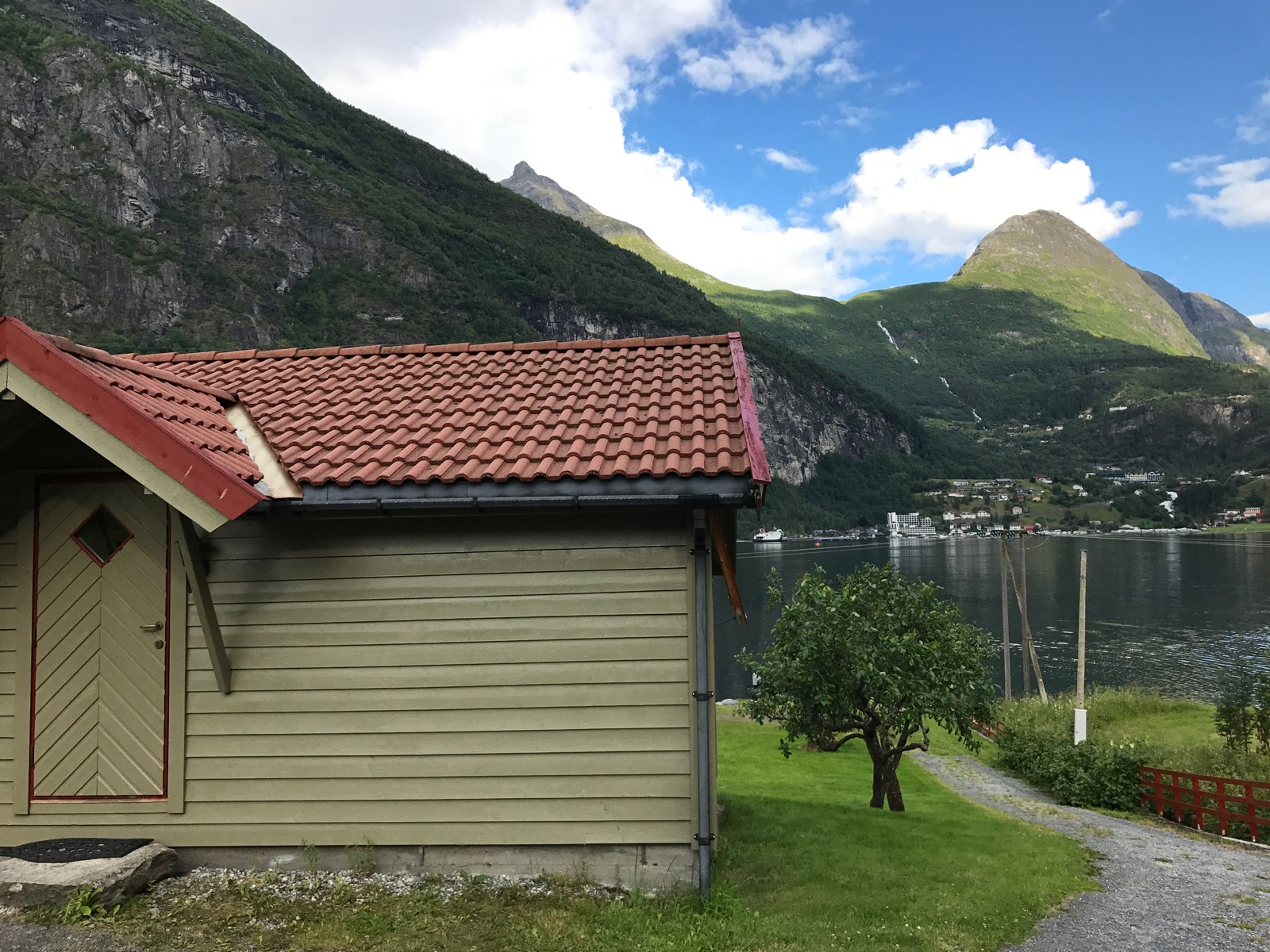 Geiranger cabins