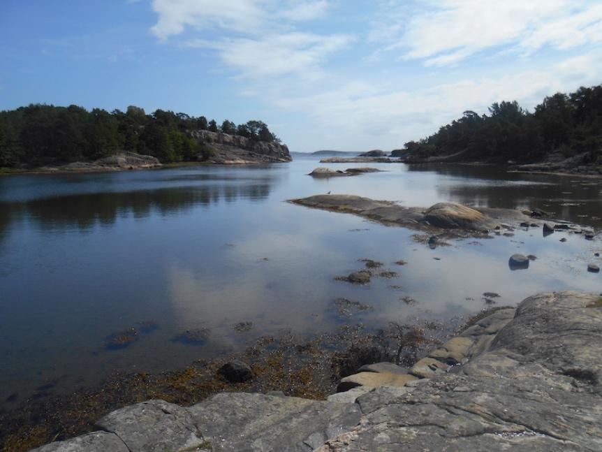 Kristiansand islands