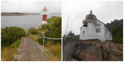 Odderøya lighthouse