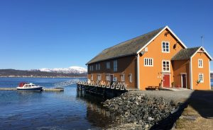 Sandtorgholmen Hotel: The Gateway to Lofoten