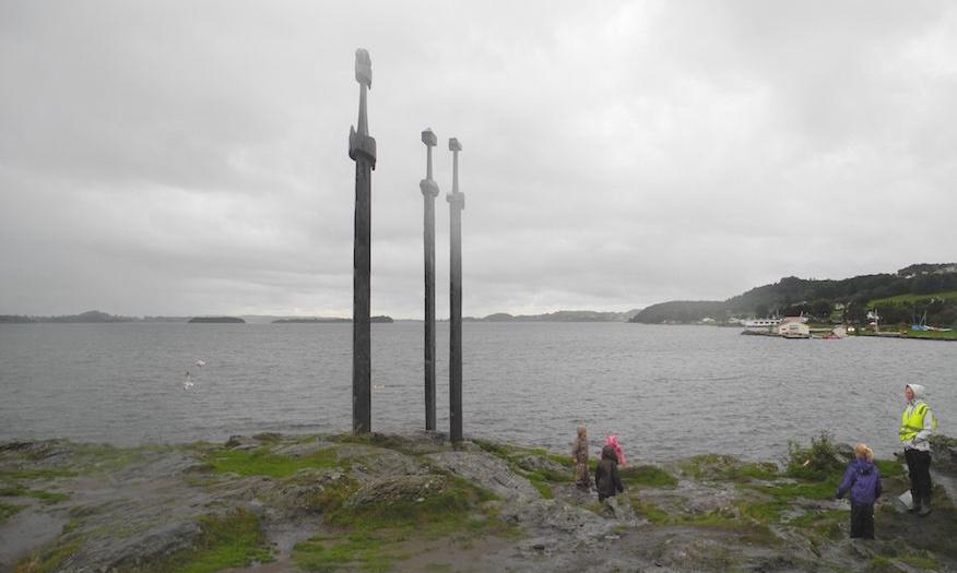 Stavanger rain