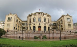 Norwegian Parliament Tour