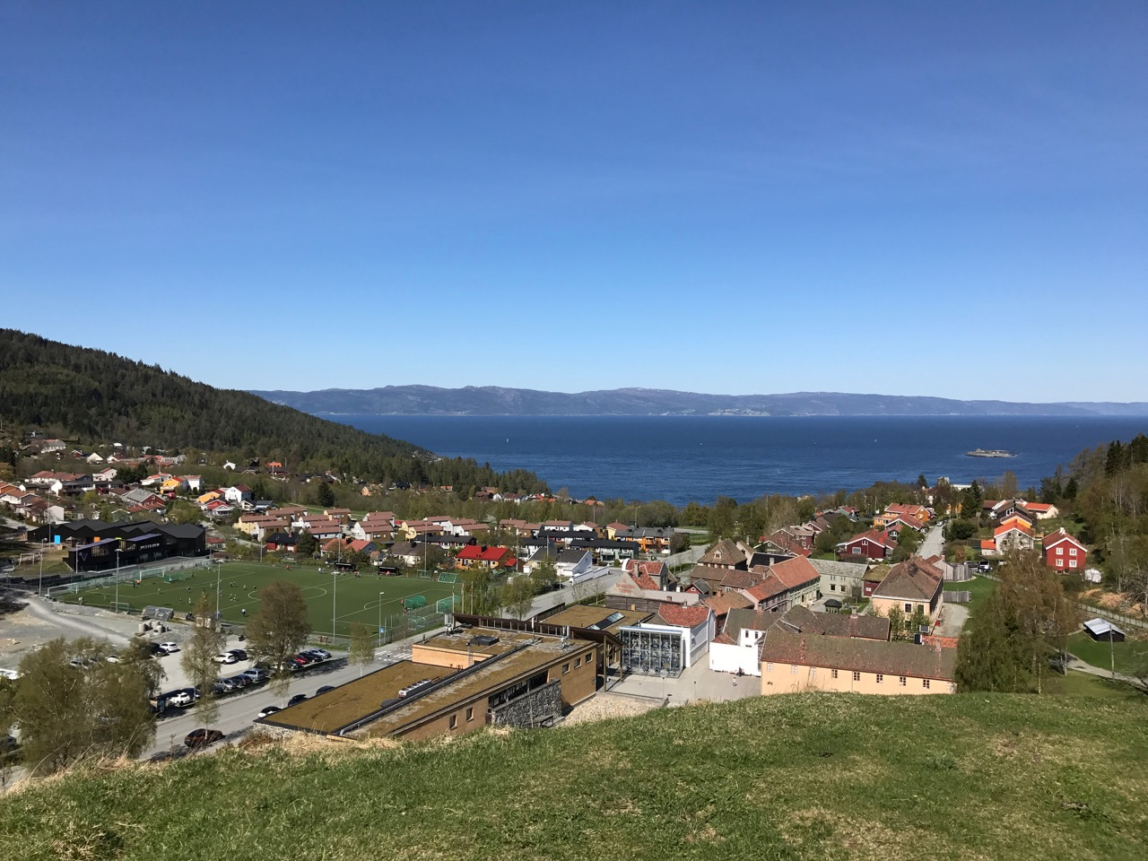 View from Sverresborg
