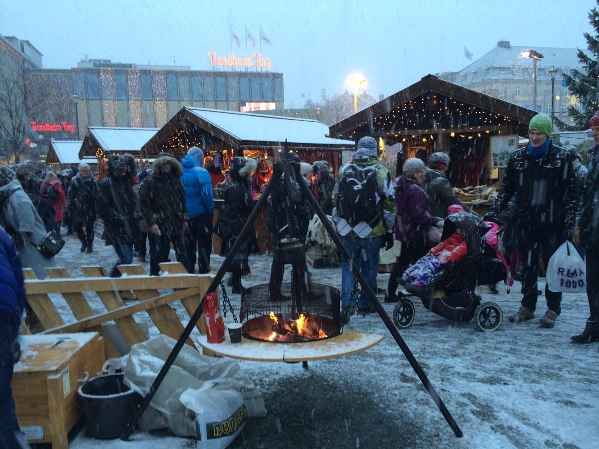Trondheim Christmas Market