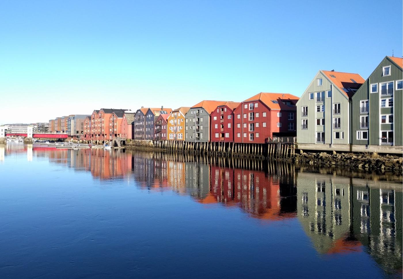 Trondheim food